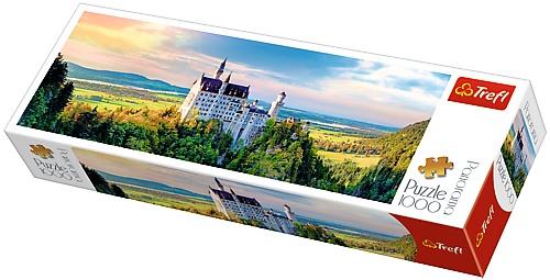 TREFL - Panorama Puzzle Neuschwanstein
