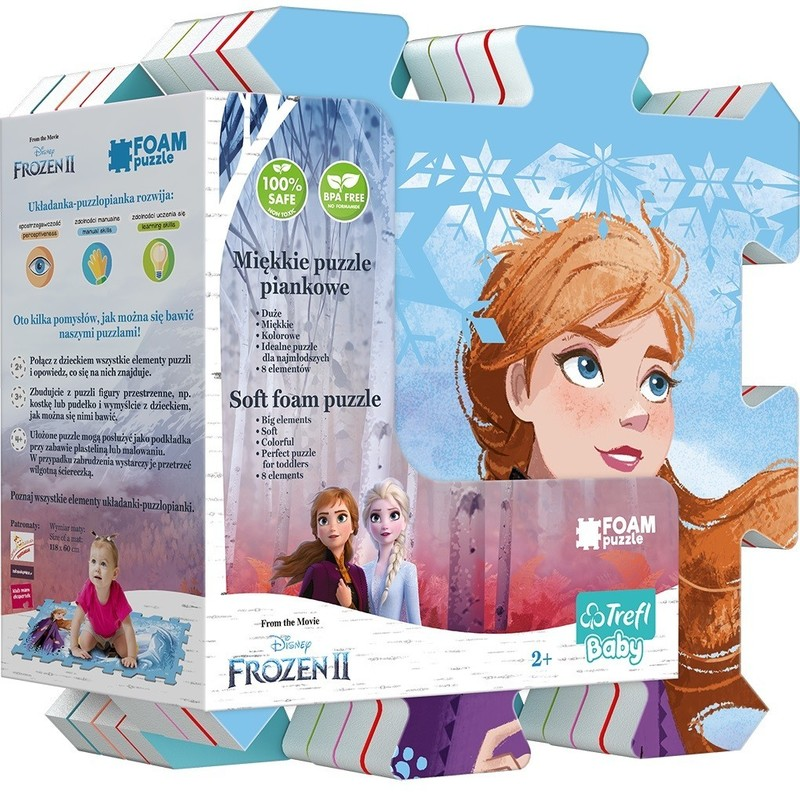 TREFL - Pěnové puzle Frozen 2