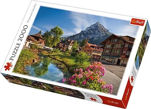 TREFL - Puzzle Alpy v létě 2000