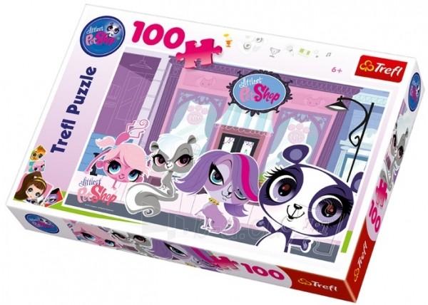 TREFL - Puzzle Littlest Pet Shop 100