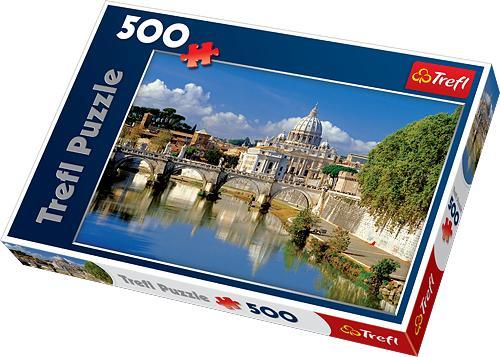 TREFL - Puzzle Vatikán, Řím - Itálie