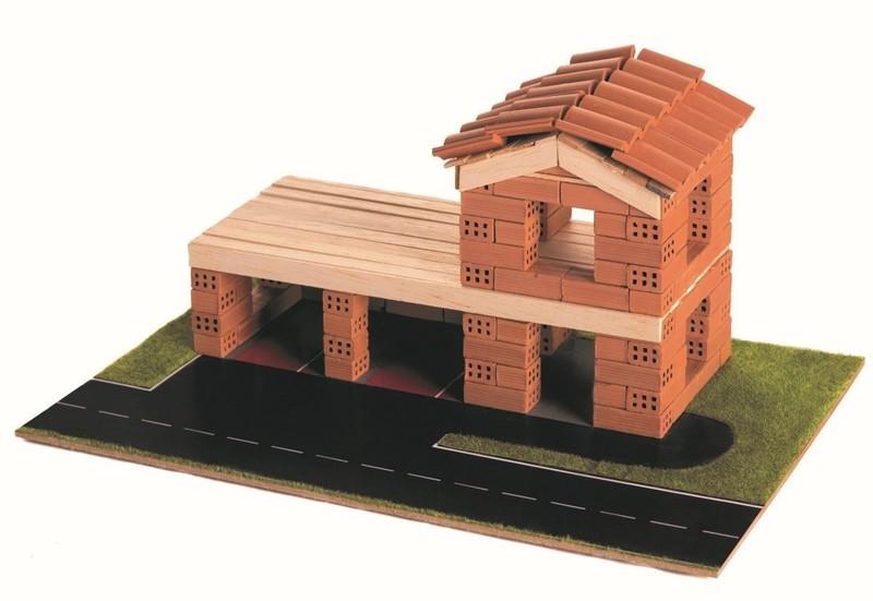 TREFL - Stavba hasičská stanice