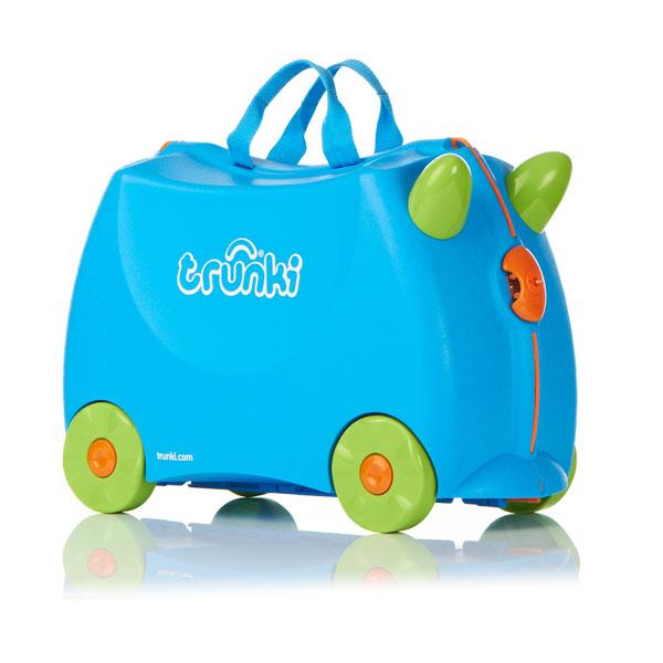 TRUNKI - Cestovní kufřík Terrance