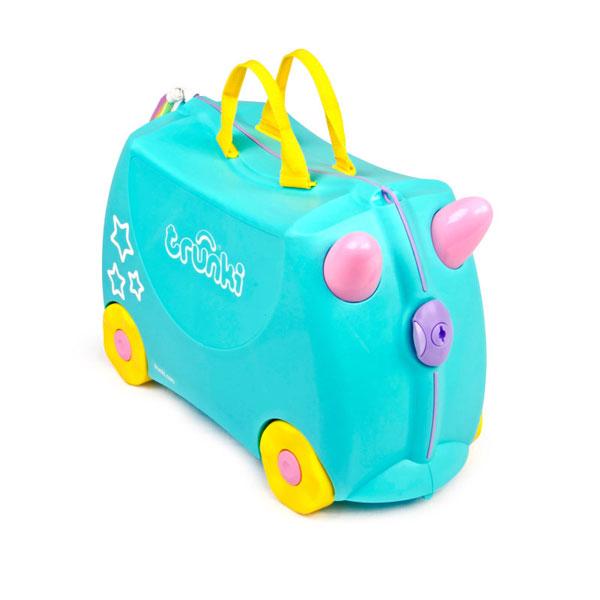 TRUNKI - Cestovní kufřík TRUNKI - Jednorožec UNA