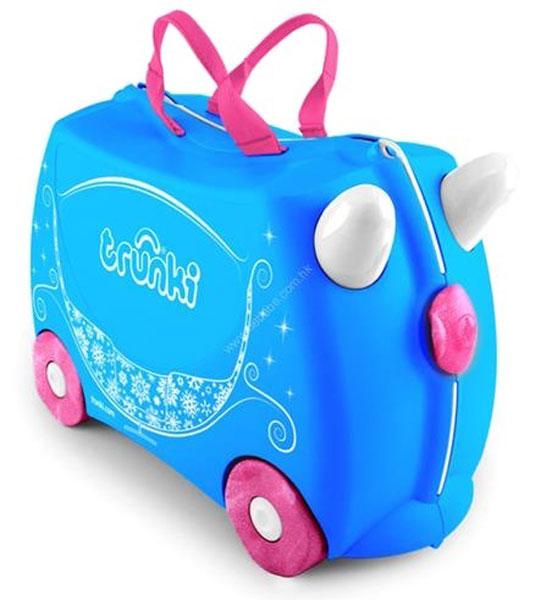 TRUNKI - Cestovní kufřík TRUNKI - Pearl