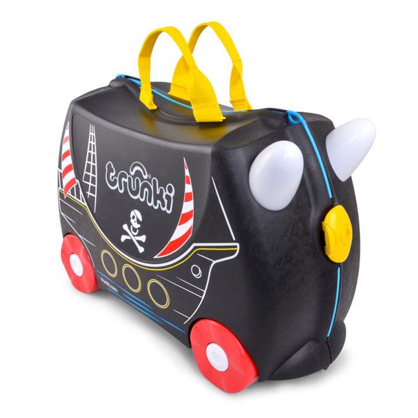 TRUNKI - Cestovní kufřík TRUNKI - Pirát PEDRO