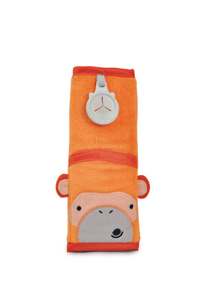 TRUNKI - Chránič na bezpečnostní pás - Opička