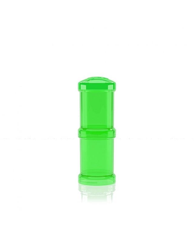 TWISTSHAKE - Powder box 2x 100ml Green