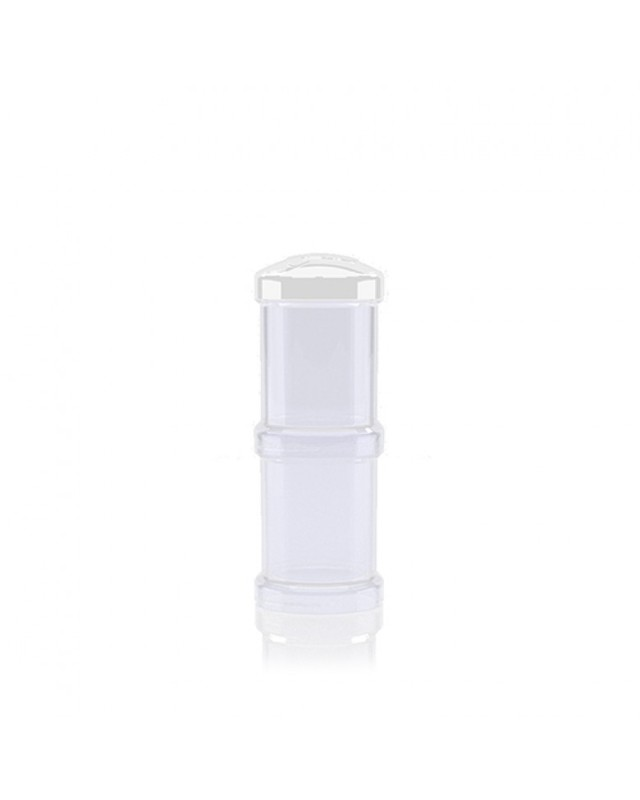 TWISTSHAKE - Powder box 2x 100ml White