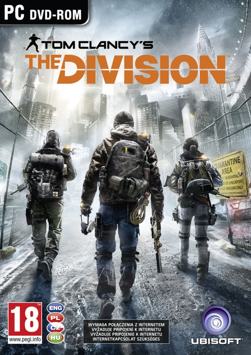 UBISOFT - PC Tom Clancy\'s The Division