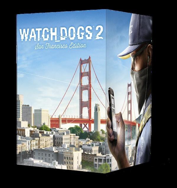 UBISOFT - PC Watch_Dogs 2 San Francisco Edition