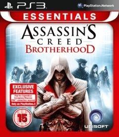 UBISOFT - PS3 Assassins Creed Brotherhood Essentials UbiSoft