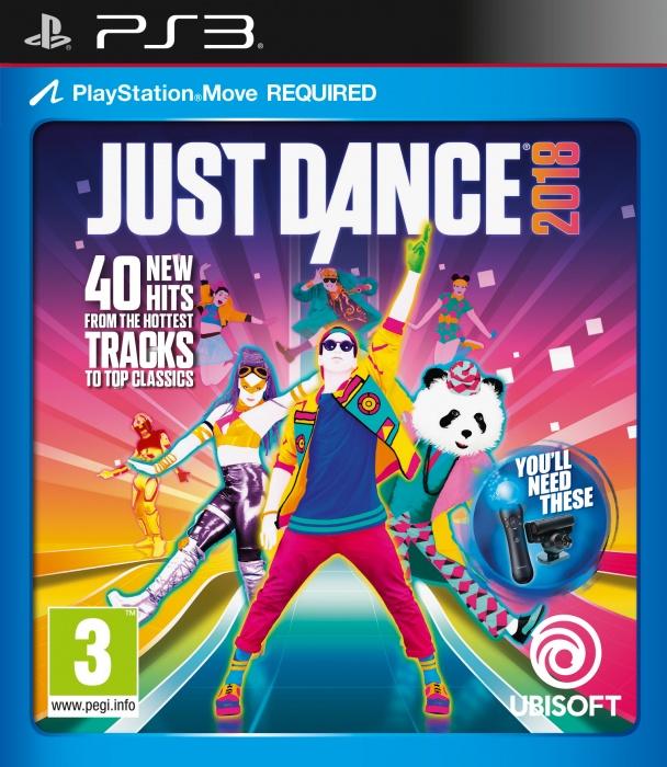UBISOFT - PS3 Just Dance 2018
