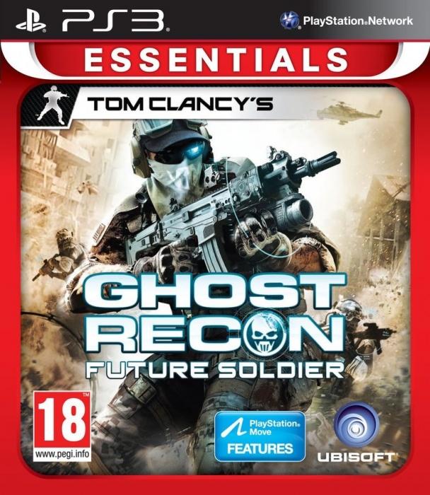 UBISOFT - PS3 TC Ghost Recon Future Soldier Essentials