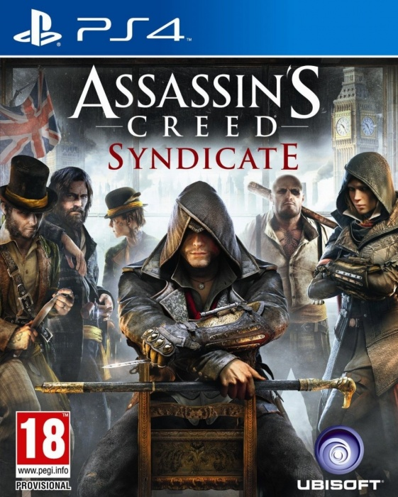 UBISOFT - PS4 Assassin\'s Creed Syndicate: Special Edition