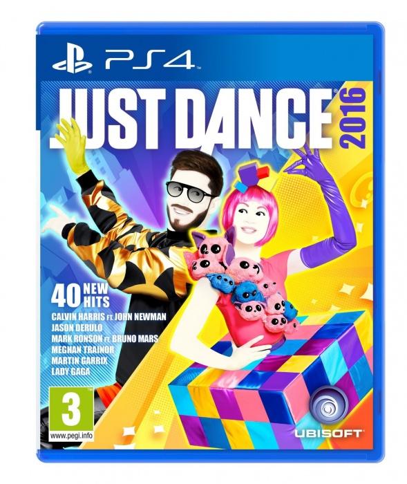 UBISOFT - PS4 Just Dance 2016