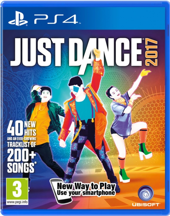UBISOFT - PS4 Just Dance 2017 Unlimited