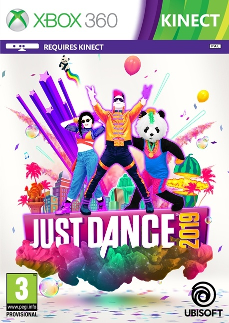 UBISOFT - X360 Just Dance 2019