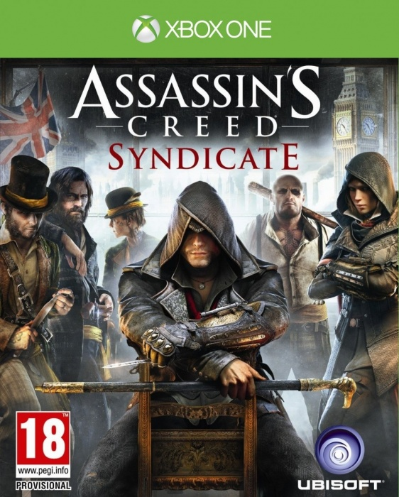 UBISOFT - XONE Assassin\'s Creed Syndicate: Special Edition