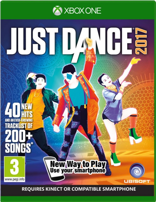 UBISOFT - XONE Just Dance 2017 Unlimited