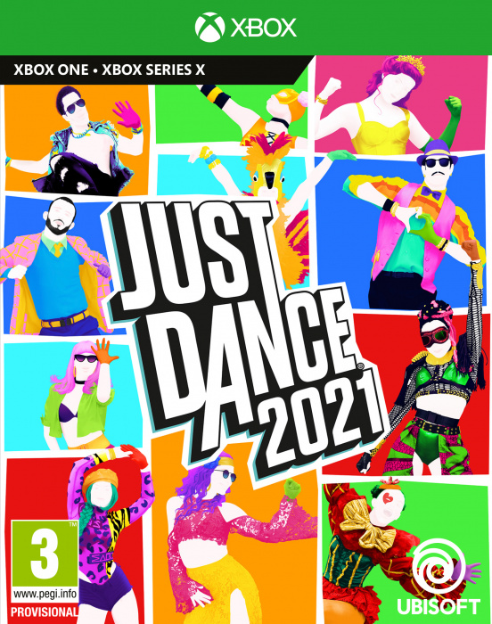 UBISOFT - XONE Just Dance 2021