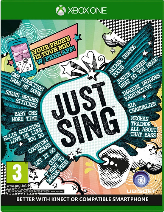 UBISOFT - XONE Just Sing