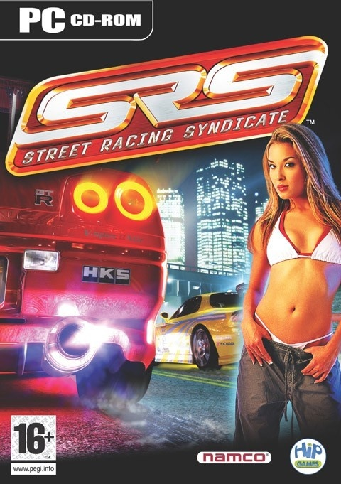 US ACTION - PC SRC (Street Racing Corporate)