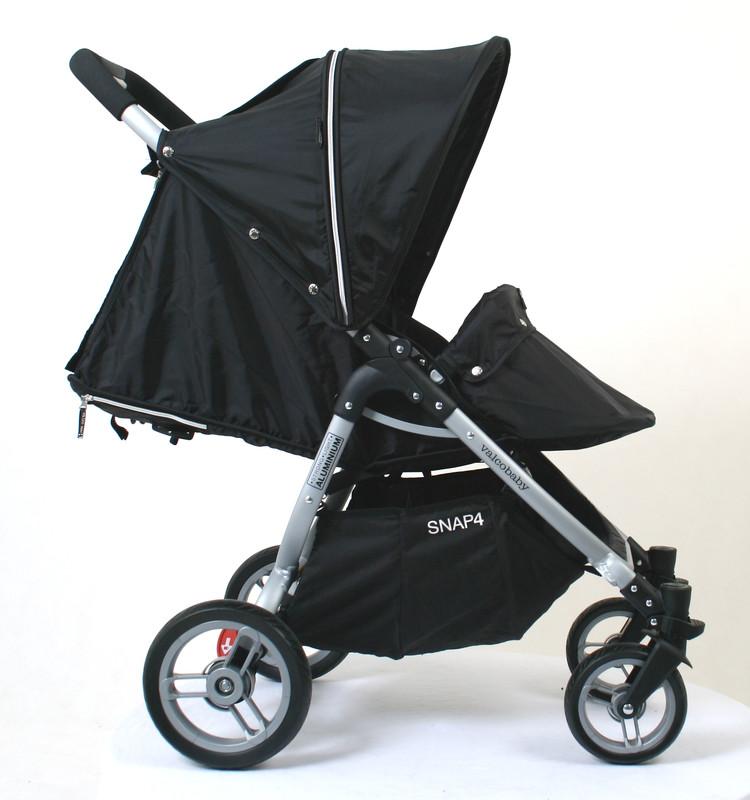 VALCO BABY - Nánožník na kočík Valco Snap 4 Black