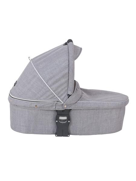 VALCO BABY - Korbička ke kočárku Valco Snap Duo Ultra Grey Marle