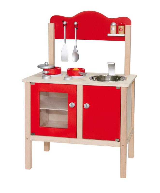 VIGA - Dřevěná kuchyňka