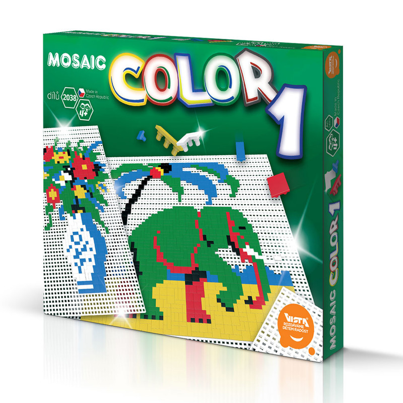 VISTA - Mosaic Color 1