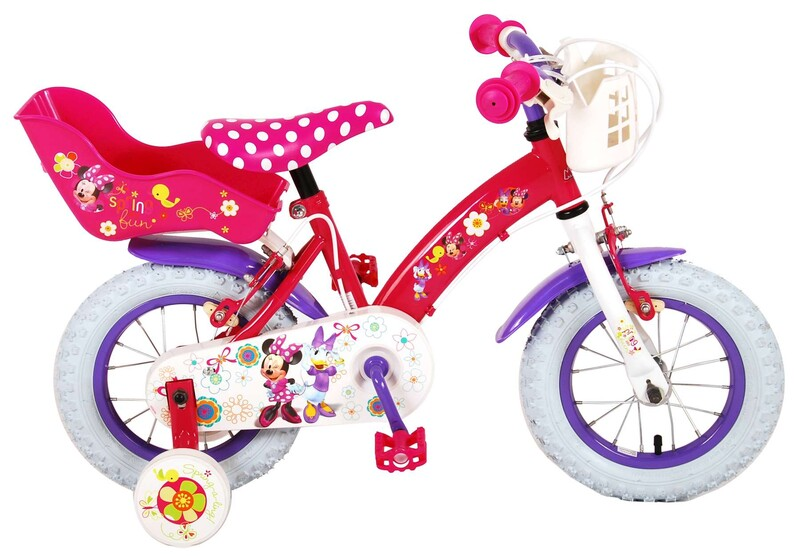 """VOLARE - Dětské kolo, Disney Minnie Bow-Tique 12 """""""