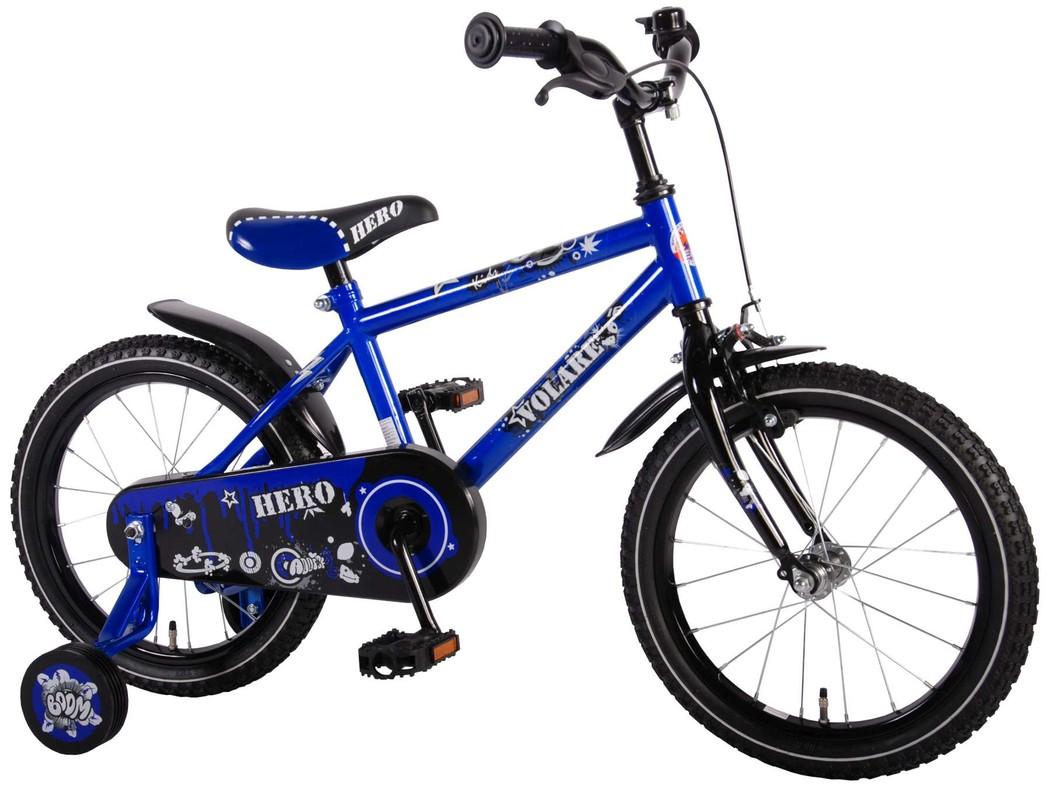 """VOLARE - Dětské kolo, Hero 16"""" modré"""