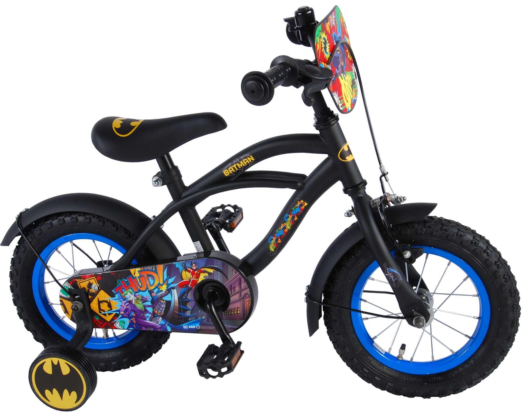 """Volare - Dětské kolo pro chlapce, Batman, 12 """""""