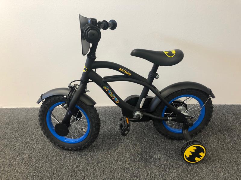 """Volare - Dětské kolo pro chlapce, Batman, 12 """" - bazár"""
