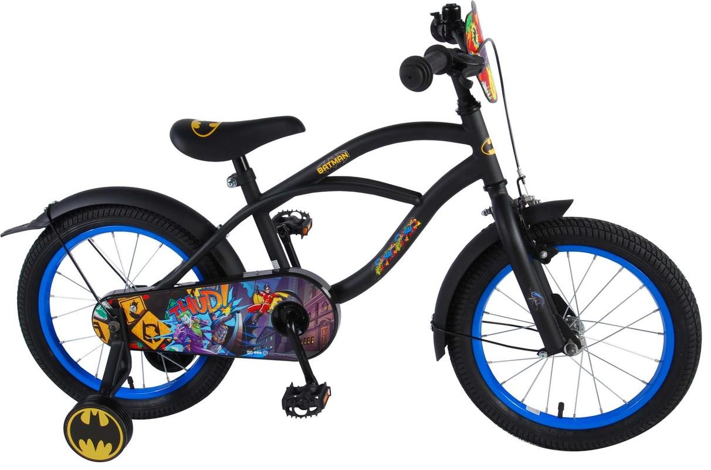 """VOLARE - Dětské kolo pro chlapce, Batman, 16 """""""