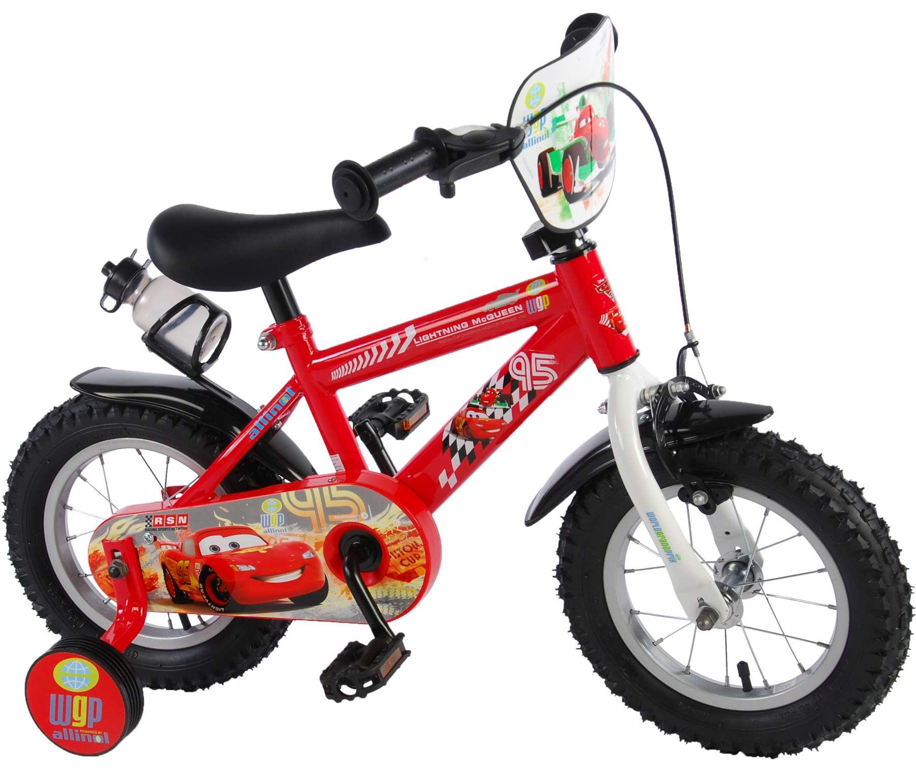 """Volare - Dětské kolo pro chlapce, Disney Cars, 12 """""""