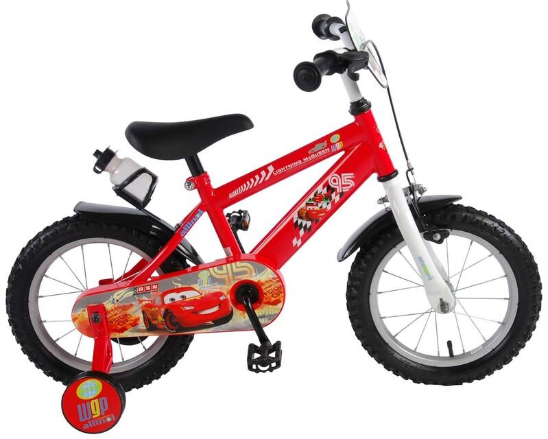 """VOLARE - Dětské kolo pro chlapce, Disney Cars, 14 """""""