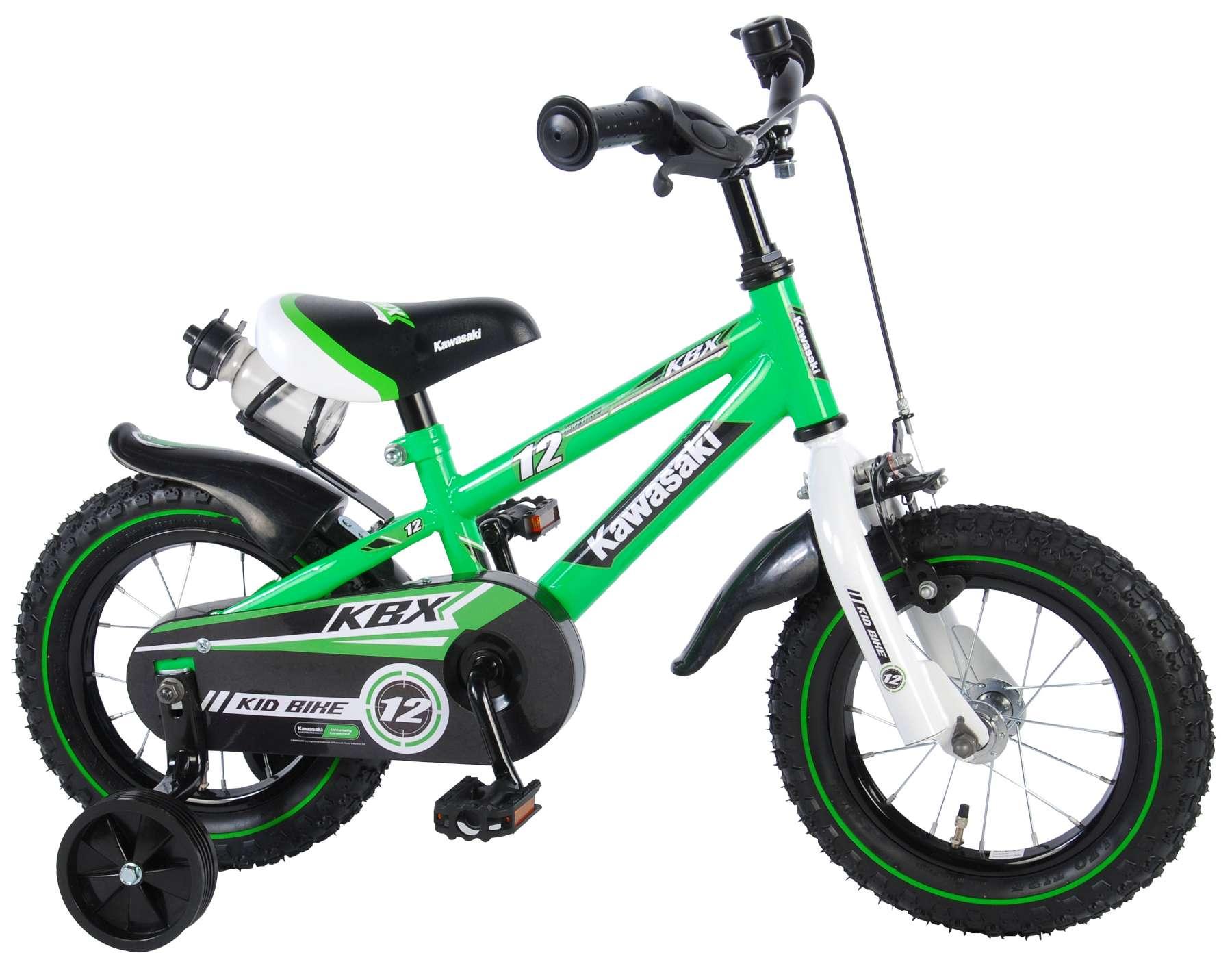 """Volare - Dětské kolo pro chlapce, Kawasaki, 12 """""""
