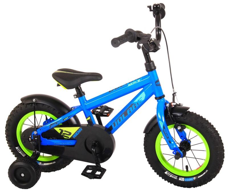 """VOLARE - Dětské kolo pro chlapce Rocky - modrý 12 """""""