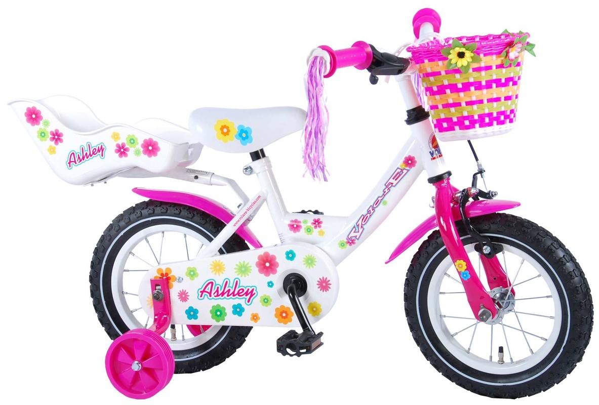 """VOLARE - Dětské kolo pro dívky Ashley12 """""""