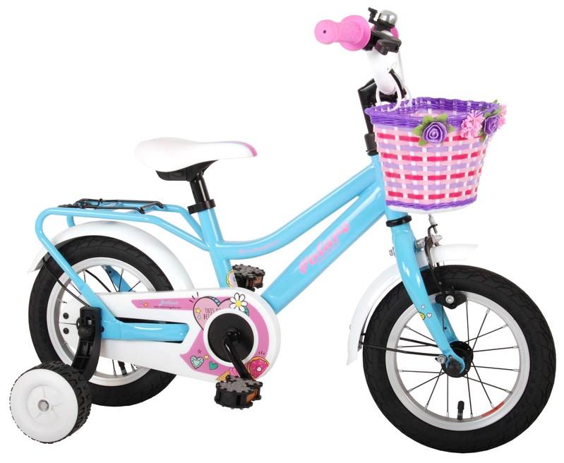 """VOLARE - Dětské kolo pro dívky Brilliant - modrý, 12 """""""