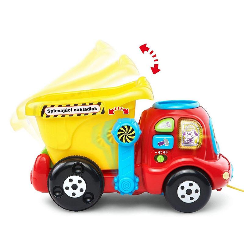 VTECH - Vtech zpívající náklaďák
