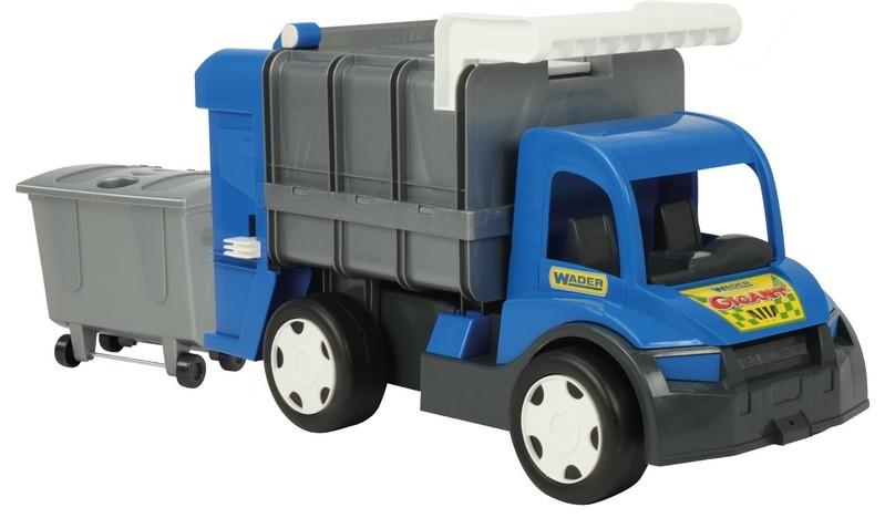 WADER - Gigant popelářské auto 67016
