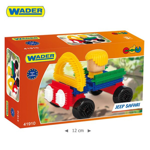 WADER - Kostky Needle Block (Ježci) Jeep Safari