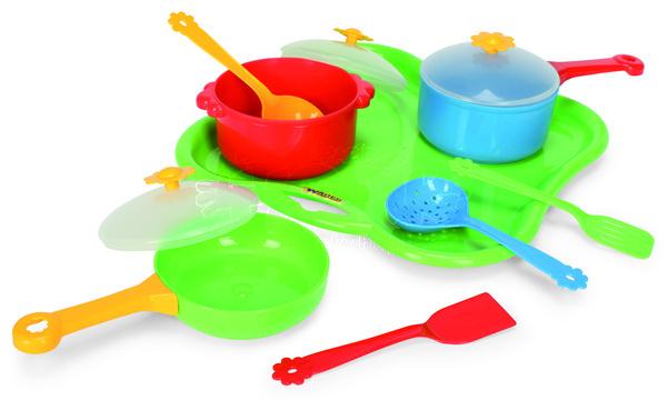 WADER - Sada Kuchyňské nádobí na tácku 30d 24060
