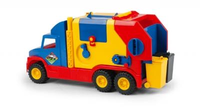 WADER - Popelářský vůz super