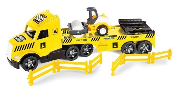 WADER - Tahač Magic Truck Technic s válečkem
