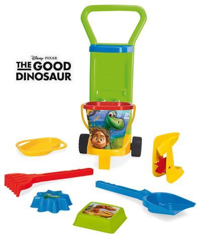 WADER - Vozík do písku s příslušenstvím Good Dinosaur 78170