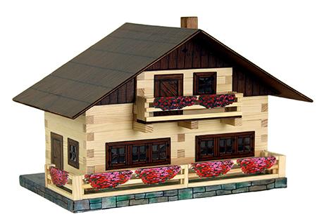 WALACHIA - Alpský Dům